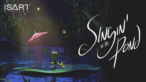 SINGIN' IN THE POND