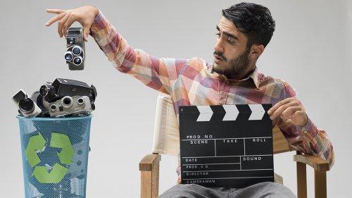 TROBADA PROFESSIONAL: Repensem i reciclem: per un cinema sostenible