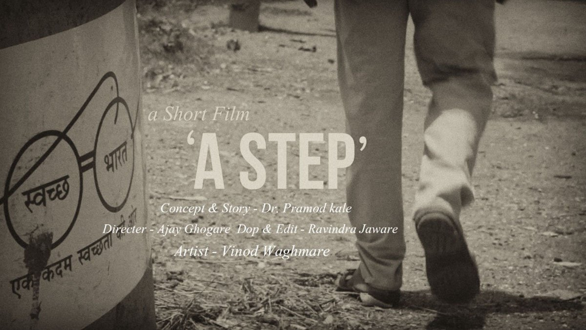 '.A STEP .'