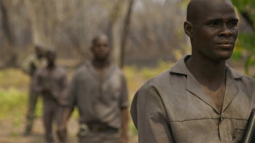 ON THE FRONT LINE: THE RANGERS OF GORONGOSA NATIONAL PARK