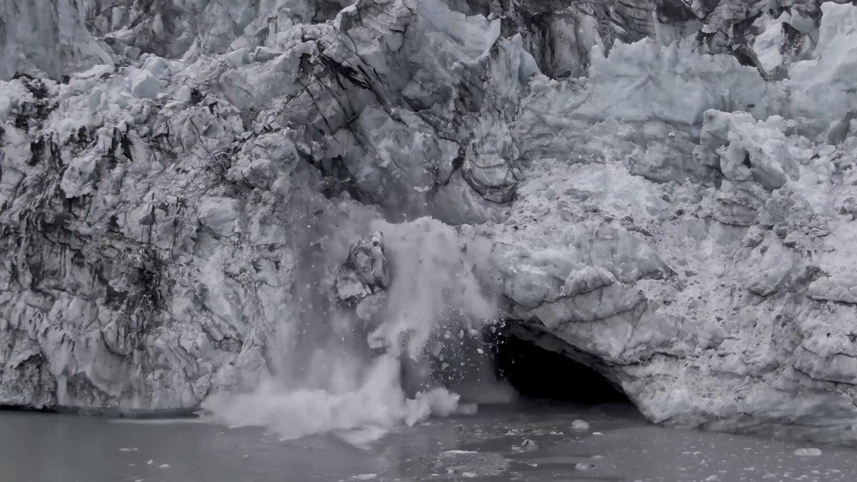 '.Melting Landscapes. Glaciers.'