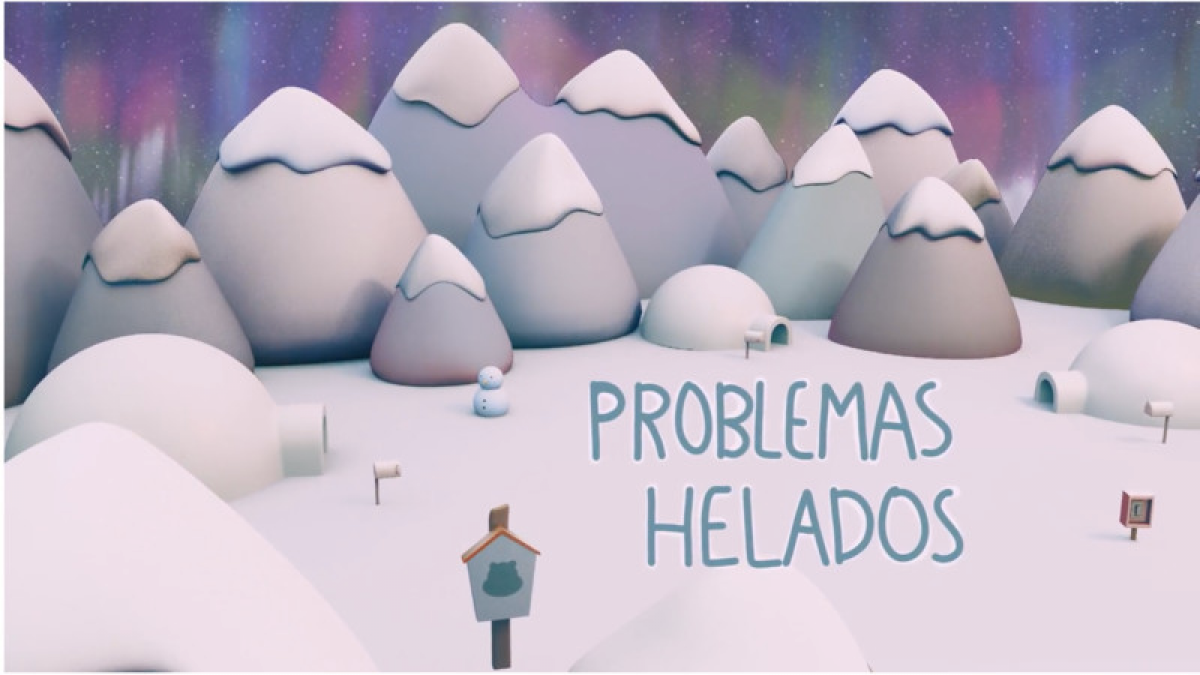 '.Icy Problems.'
