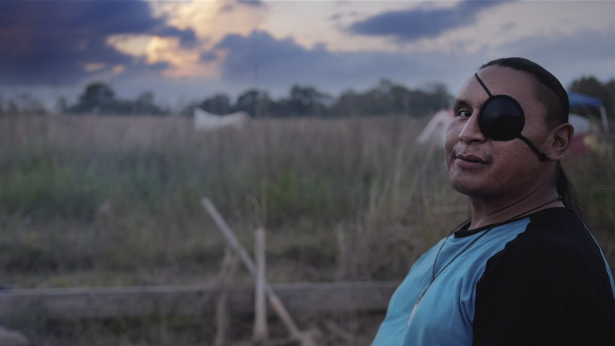 '.WATER IS LIFE: FROM STANDING ROCK TO THE SWAMP.'