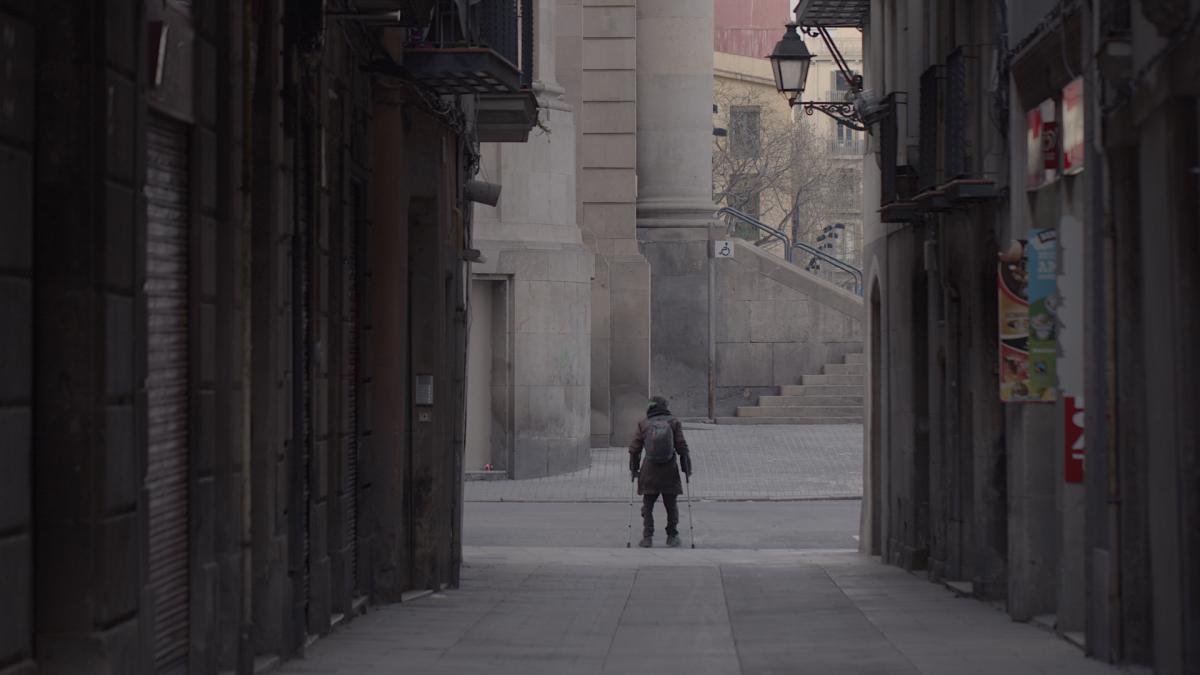 '.The Solitude of Gaudí.'