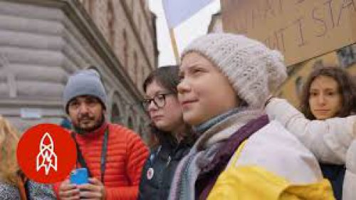 HOW A 16-YEAR-OLD IS LEADING A GLOBAL CLIMATE MOVEMENT