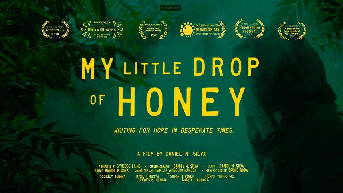 '.MY LITTLE DROP OF HONEY.'
