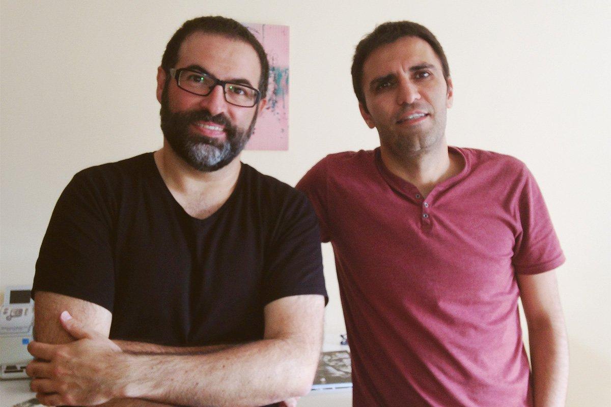 Rubén Arenas y Juanjo López