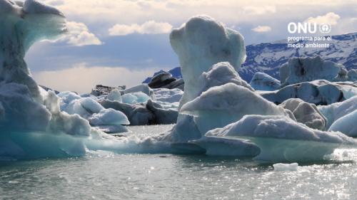 Glaciares en retroceso, una amenaza para el mundo