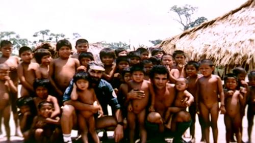 """AMAZONIA """"LA ÚLTIMA LLAMADA"""": Don Quijote de la Selva"""""""