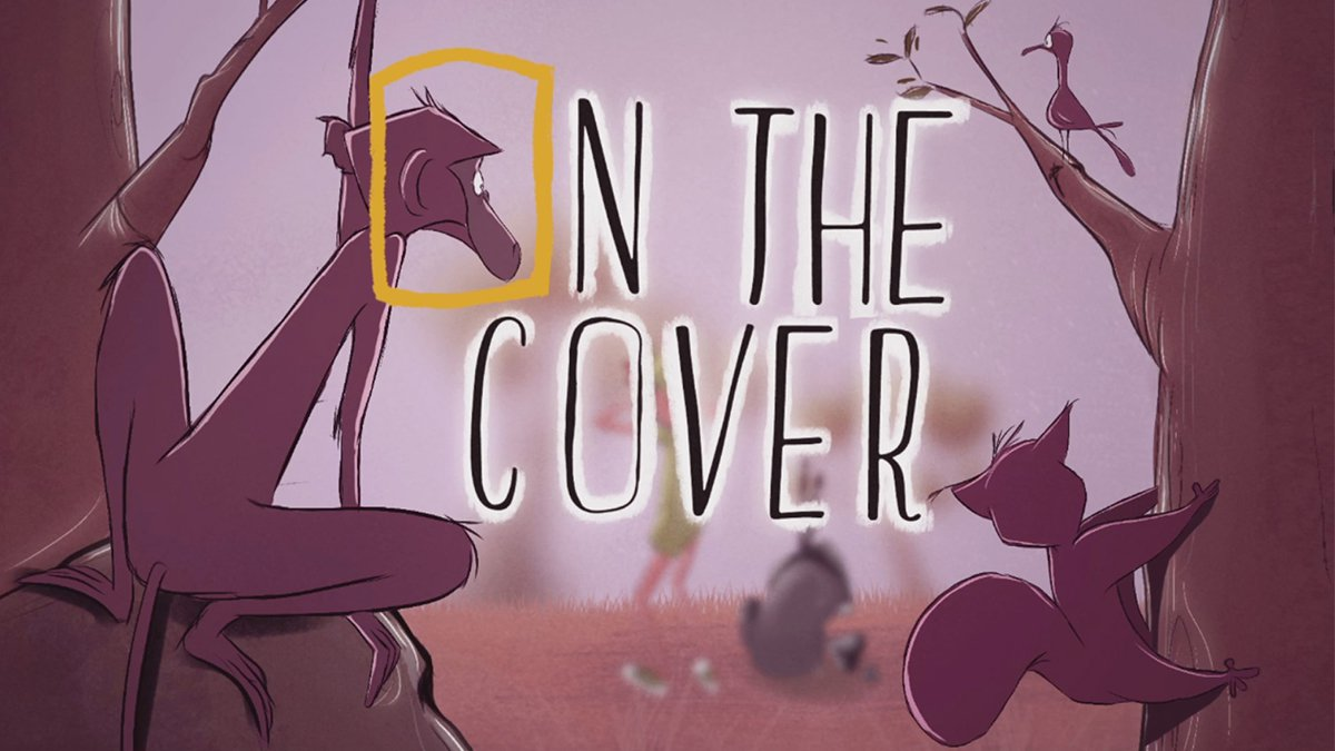 '.ON THE COVER.'