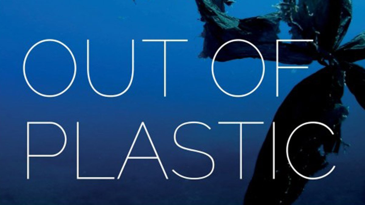 '.OUT OF PLASTIC.'