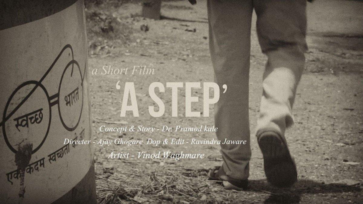 '.A STEP.'